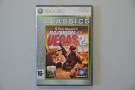 Xbox 360 Tom Clancy's Rainbow Six Vegas 2 (Classics)