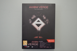 Switch Axiom Verge Multiverse Edition