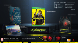 Xbox One Cyberpunk 2077 Day One Edition [Pre-Order]
