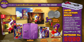 Switch Shantae Risky's Revenge Collector's Edition [Pre-Order]