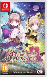 Switch Atelier Lydie Suelle The Alchemists and the Mysterious Paintings [Nieuw]