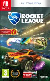 Switch Rocket League (Collector's Edition) [Nieuw]