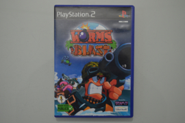 Ps2 Worms Blast