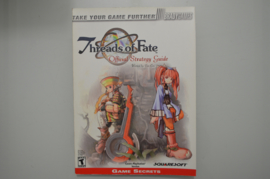 Threads of Fate Official Strategy Guide - Bradygames