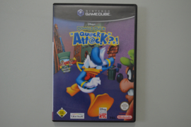 Gamecube Disney's Donald Duck Quack Attack