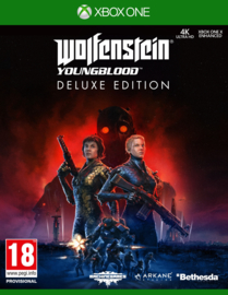 Xbox One Wolfenstein Youngblood Deluxe Edition [Nieuw]