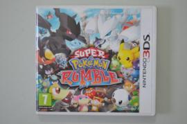 3DS Super Pokemon Rumble
