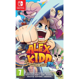 Switch Alex Kidd in Miracle World DX [Pre-Order]