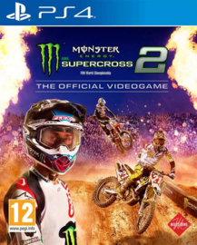 Ps4 Monster Energy Supercross 2 [Nieuw]