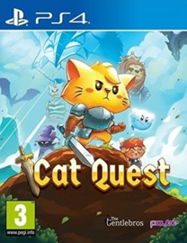 Ps4 Cat Quest [Nieuw]