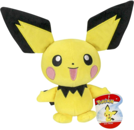 Pokemon Pluche Pichu - Wicked Cool Toys [Nieuw]