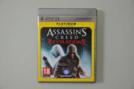 Ps3 Assassins Creed Revelations (Platinum)