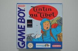 Gameboy Tintin Au Tibet / Kuifje in Tibet [Compleet]