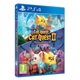 Ps4 Cat Quest 2 Pawsome Pack [Pre-Order]