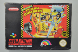 SNES The Incredible Crash Dummies [Compleet]