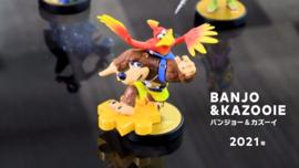 Amiibo Banjo Kazooie - Super Smash Bros [Nieuw]