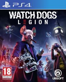 Ps4 Watch Dogs Legion [Pre-Order]