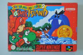 SNES Super Mario World 2 Yoshi's Island [Compleet]