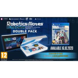 PS4 Robotics Notes Elite Dash Double Pack + 4 Pin Badges [Pre-Order]