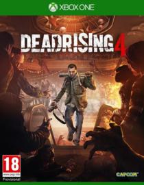 Xbox One Dead Rising 4 [Nieuw]