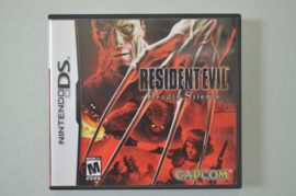 DS Resident Evil Deadly Silence (#)