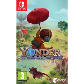 Switch Yonder The Cloud Catcher Chronicles Refresh [Nieuw]