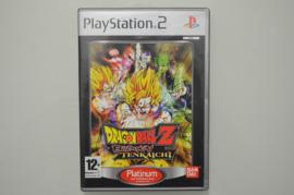 Ps2 Dragonball Z Budokai Tenkaichi (Platinum)