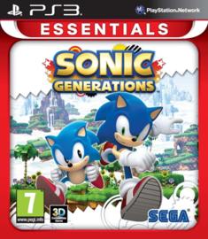 Ps3 Sonic Generations (Essentials) [Nieuw]