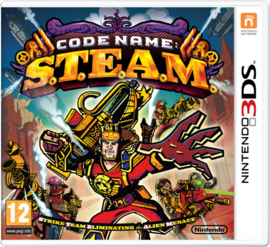 3DS Code Name S.T.E.A.M. [Nieuw]
