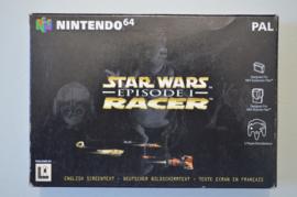 N64 Star Wars Episode 1 Racer [Compleet]