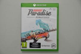 Xbox Burnout Paradise Remastered  (Xbox One)