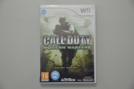 Wii Call of Duty: Modern Warfare
