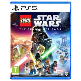 PS5 Lego Star Wars The Skywalker Saga [Pre-Order]