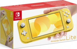 Nintendo Switch Lite Console (Yellow) [Nieuw]