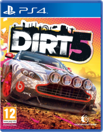 Ps4 Dirt 5 Day One Edition [Pre-Order]