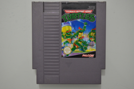 NES Teenage Mutant Hero Turtles
