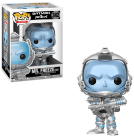 DC Comics Batman Forever Funko Pop - Mr. Freeze #342 [Nieuw]