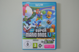 Wii U New Super Mario Bros U + New Super Luigi U