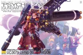 Gundam Model Kit MG 1/100 MS-06R Zaku II HM Psycho Zaku (Ver. Ka) - Bandai [Nieuw]