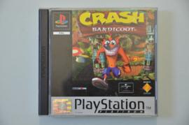 Ps1 Crash Bandicoot (Platinum)