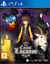 Ps4 The Count Lucanor [Nieuw]