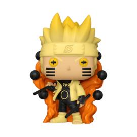 Naruto Funko Pop - Naruto Six Path Sage (Glow In The Dark) #932 [Nieuw]