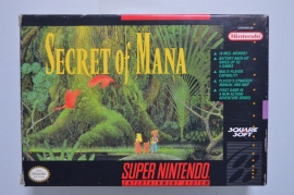 SNES Secret of Mana [Amerikaanse Import] [Compleet]