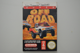 NES Super Off Road [Compleet]