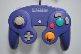 Gamecube Controller Indigo / Clear
