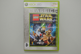 Xbox 360 Lego Star Wars The Complete Saga (Classics)