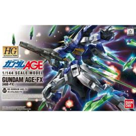 Gundam Model Kit HG 1/144 Gundam Age FX - Bandai [Nieuw]
