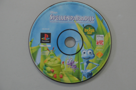Ps1 Disney's Spellenparadijs A Bug's Life [Losse CD]