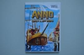 Wii Anno Create a New World