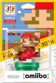Amiibo Mario Classic Colours - 30th Super Mario Bros Collection [Nieuw]